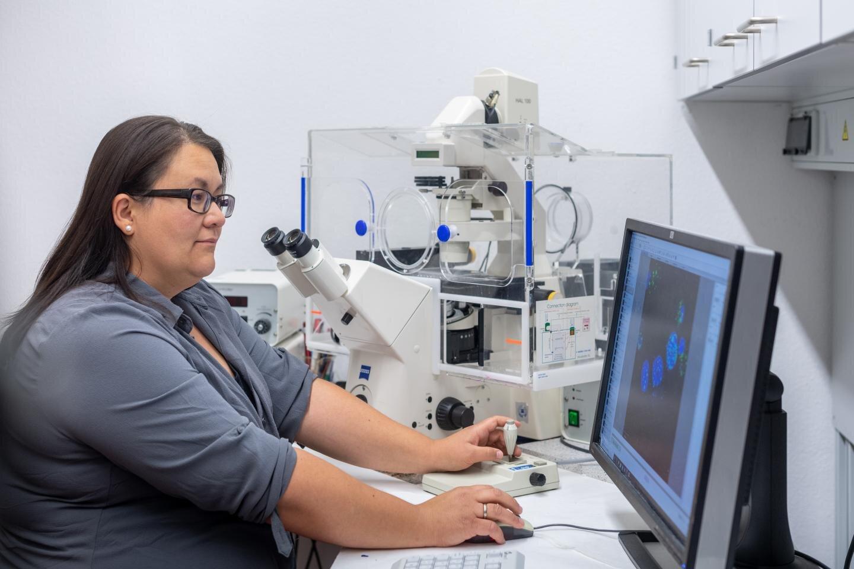 Unsichtbare Verteidigung gegen Adenoviren