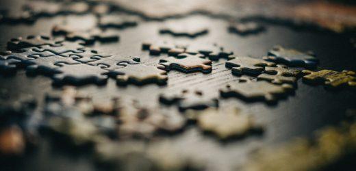 Was jigsaw puzzles erzählen uns über die Entwicklung des Kindes