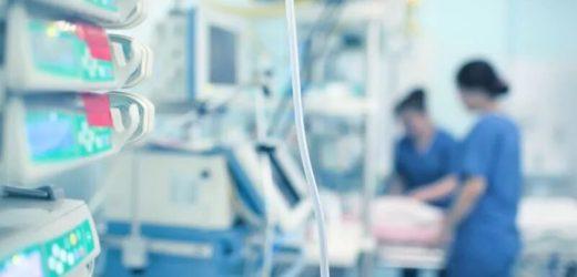 Schlaganfall erscheint 8 mal häufiger mit COVID als mit Grippe