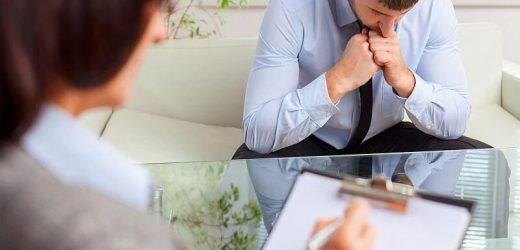 Behandlung für US-Erwachsene, die Bildschirm positiv für depression