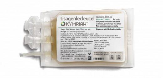 Wie schlagen sich die CAR-T-Zelltherapien auf dem Markt?
