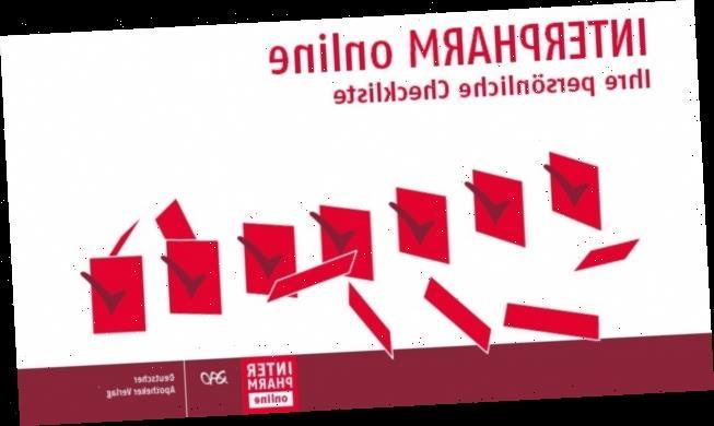 Sind Sie bereit für den morgigen Start der INTERPHARM online?