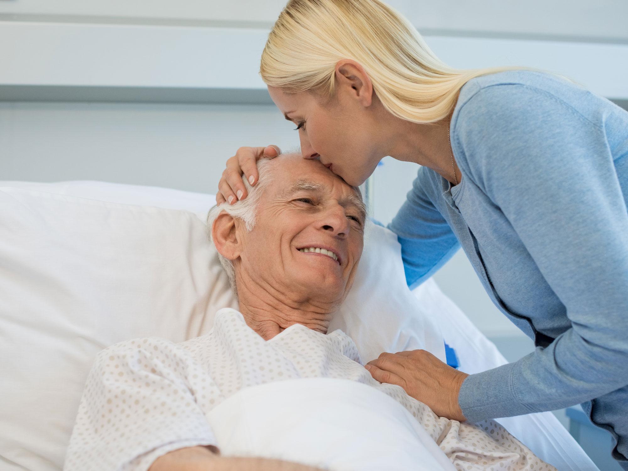 Sprachtherapie nach Schlaganfall braucht Zeit