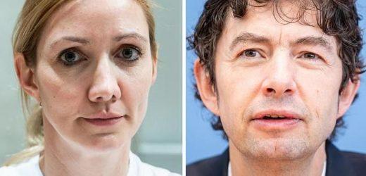 Drostens neue Partnerin macht Deutschland ein bisschen Hoffnung für den Herbst