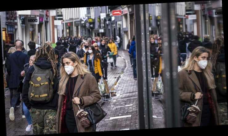 """Gaststätten zu und Maskenpflicht: Niederlande verhängen """"Teil-Lockdown"""""""