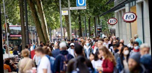 Knapp unter dem Rekordwert: RKI bestätigt 11.242 Neuinfektionen in Deutschland