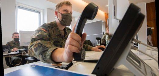 Bundeswehr vergrößert Corona-Kontingent auf 16.000 Soldaten
