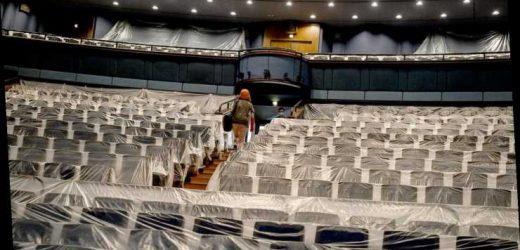 Berliner Senat: Kultureinrichtungen bleiben mindestens bis Mitte Januar dicht