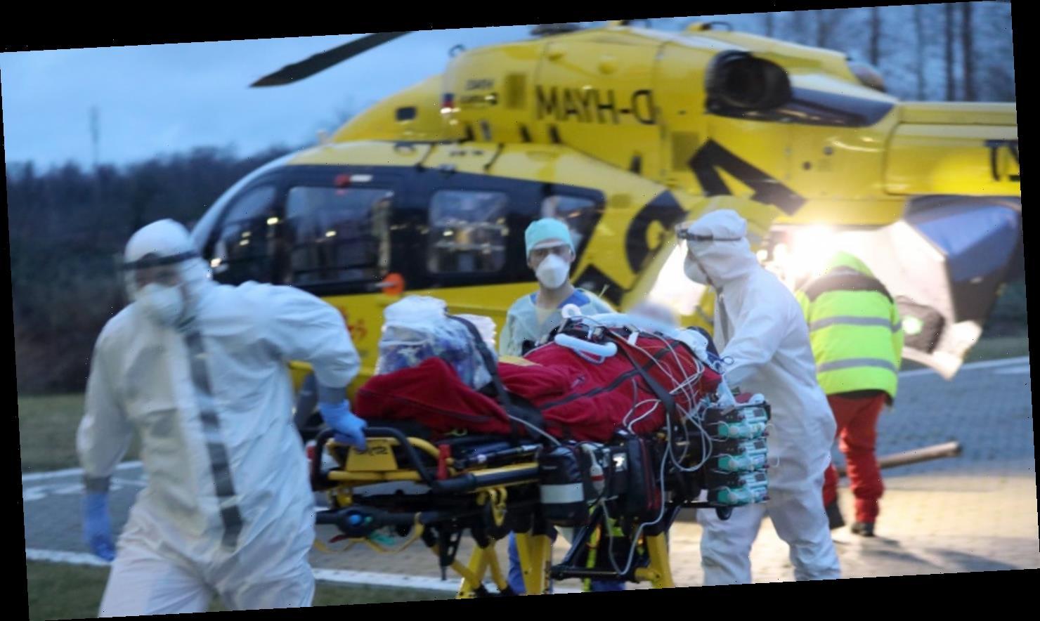 Erneut trauriger Rekord: 962 Todesfälle binnen 24 Stunden in Deutschland