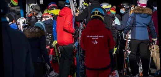 Nach dem Verschwinden von 200 Briten gibt es Ärger im Ski-Paradies Verbier