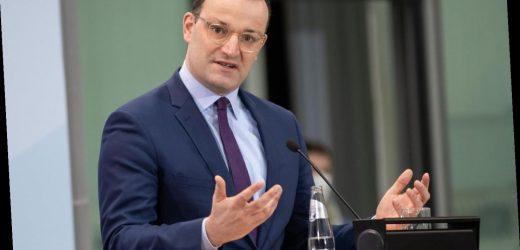 """Spahn erwartetCorona-Beschränkungen """"ohne Zweifel"""" auch nach dem 10. Januar"""