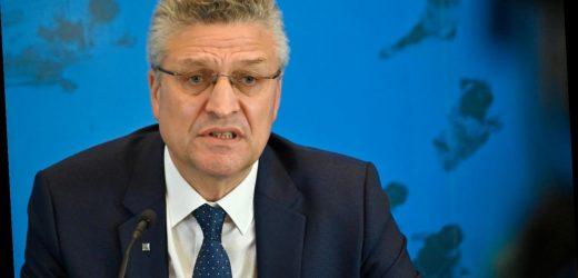 """RKI-Präsident Wieler rechnet mit """"vielen weiteren Toten"""""""