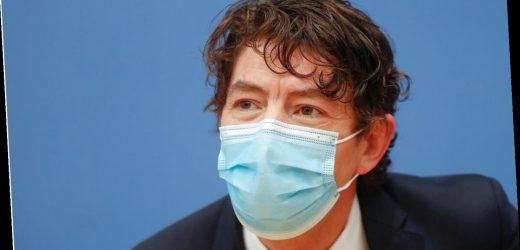 RKI meldet 7556 Corona-Neuinfektionen – Drosten wirbt für umstrittenen Astrazeneca-Impfstoff