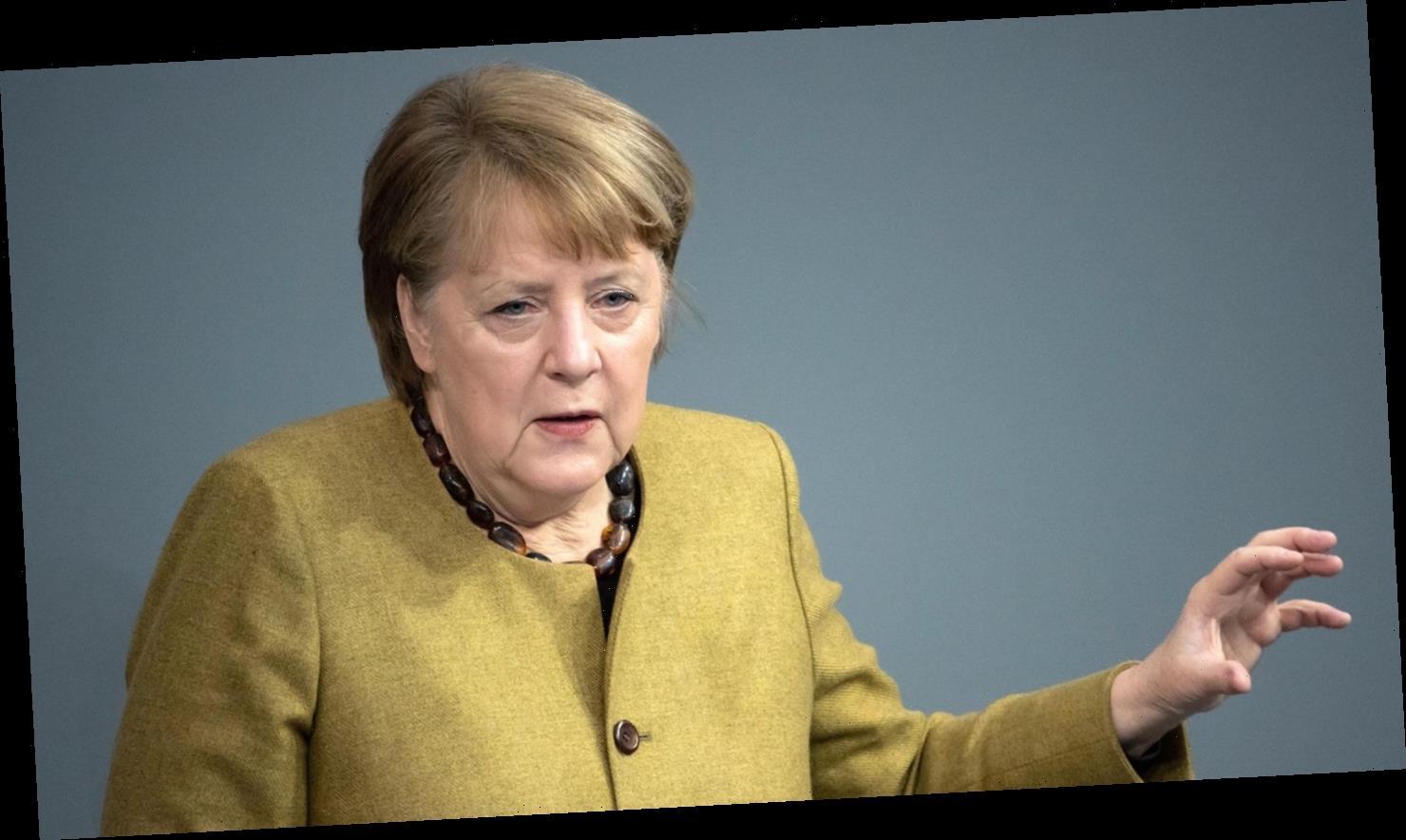 """""""Drei Stränge"""": Merkel konkretisiert Vorstellungen für Öffnungsstrategie"""