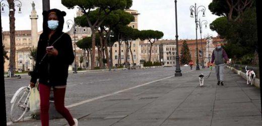 Italien begibt sich in den dritten Lockdown