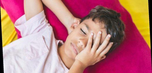 Lebensgefahr: An diesen Anzeichen erkennen Sie eine Meningitis bei Kindern