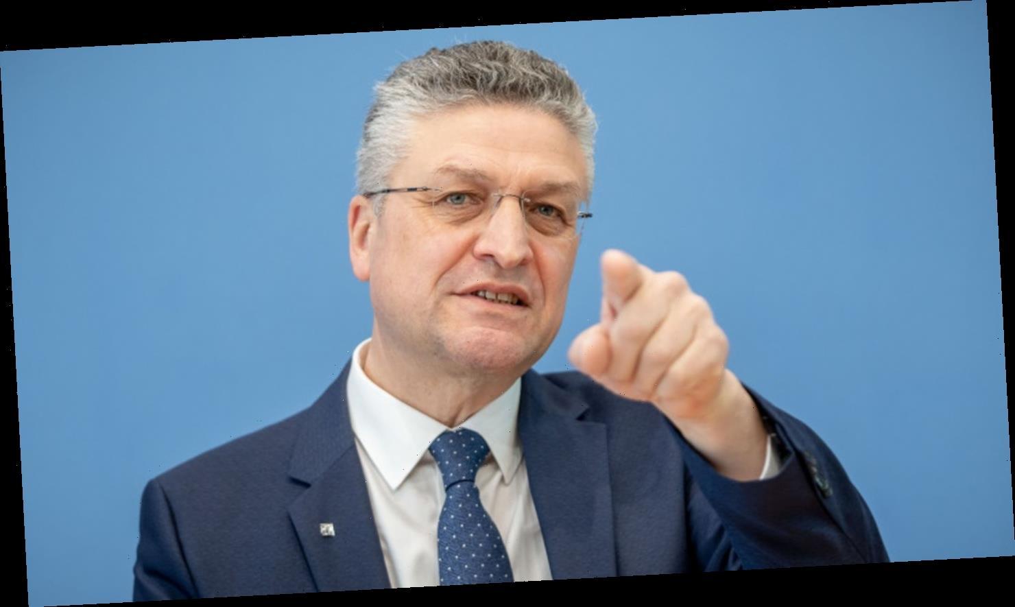 """""""Wir müssen jetzt handeln"""": RKI-Präsident Wieler appelliert eindringlich an die Verantwortlichen"""