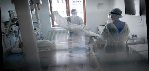 Inzidenz sinkt weiter: RKI meldet 6125 Corona-Neuinfektionen
