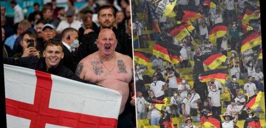 """Gefahr von 45.000 Wembley-Zuschauern? Lauterbach: """"Viren werden ausgeschrien und eingeatmet"""""""