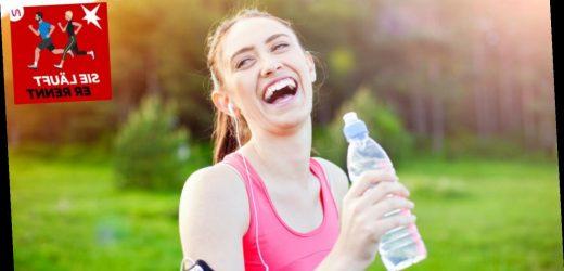Jedes Training zählt – wie das Gehirn vom Laufen profitiert